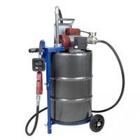 Pressol Система раздачи масла, 220 V, передвижная