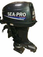 Sea-Pro Т 40JS&E водомет