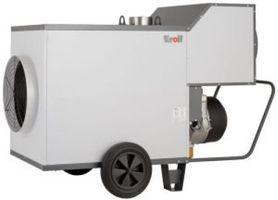 Kroll M100 U с универсальной горелкой на отработанном масле