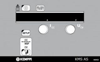Kemppi KMS 400 AS