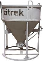 Zitrek БН-1.0 (люлька, воронка, лоток)