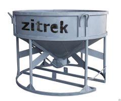 Zitrek БНу-2.0 (воронка, лоток) низкая