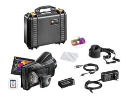 Testo 885-2 со стандартным объективом, телеобъективом и супер-телеобъективом