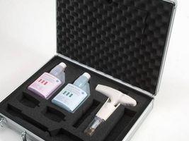 Testo 205 в комплекте с кейсом и буферными растворами