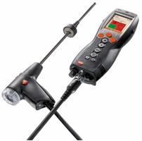 Testo 330-1 LL BT+мультиметр 760-2 с магнитным креплением, кейс