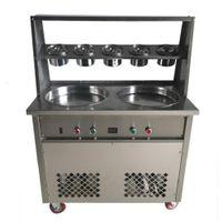 Foodatlas KCB-2Y (стол для топпингов, 2 компрессора)