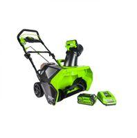 GreenWorks GD40STK6