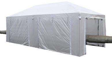 Tent 3х6 ( м ) ТАФ. Усиленный каркас труба 25мм.