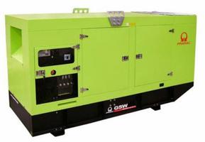 Pramac GSW275V в кожухе
