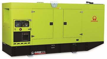 Pramac GSW470P в кожухе
