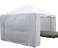Tent 3х3 ( м ) ТАФ. Усиленный каркас труба 25мм.