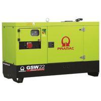 Pramac GSW22Y (400 V) в кожухе