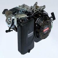 Lifan 188FD конусный вал короткий 54,45 мм