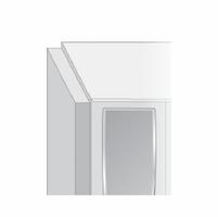 Rational Экран теплозащитный для левой боковой стенки 60.70.395