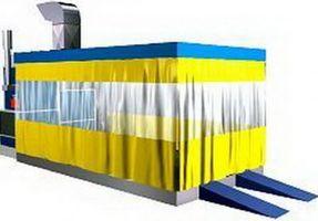 Trommelberg Штора для PA6334 10x2,5