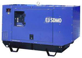 SDMO J44K-IV в шумозащитном кожухе