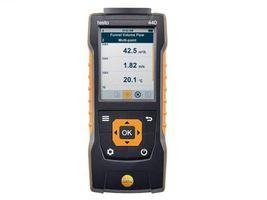 Testo Прибор для измерения скорости и оценки качества воздуха 440