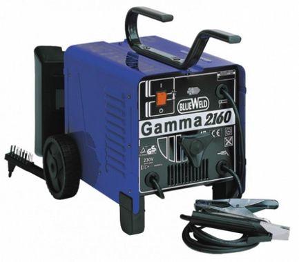 Blueweld Gamma 2160