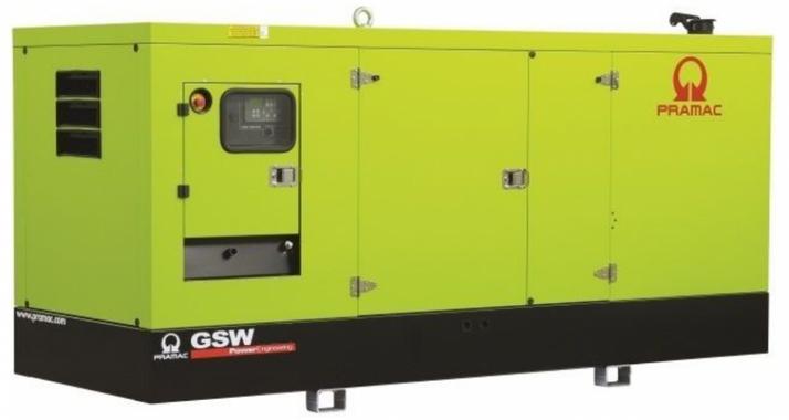 Pramac GSW200P в кожухе