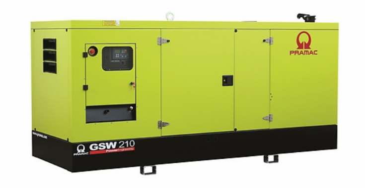 Pramac GSW210P в кожухе