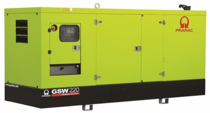 Pramac GSW220I в кожухе