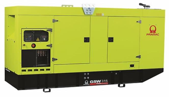 Pramac GSW315P в кожухе