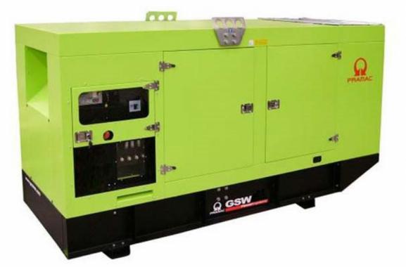 Pramac GSW415V в кожухе