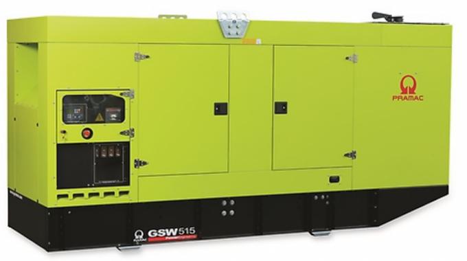 Pramac GSW515P в кожухе