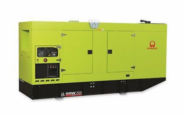 Pramac GSW705DO в кожухе