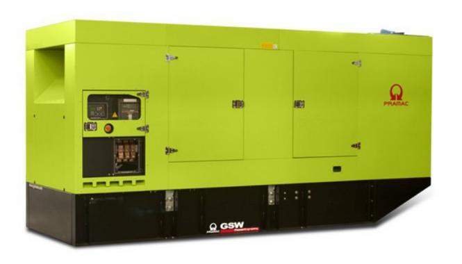 Pramac GSW780V в кожухе