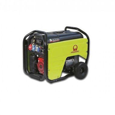 Pramac S8000, 400/230V, 50Hz CONN