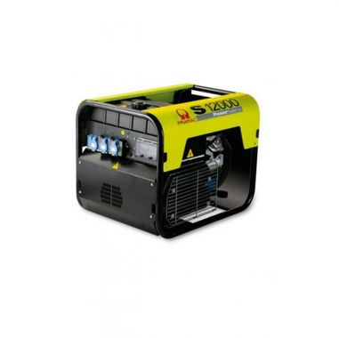 Pramac S12000, 230V, 50Hz AVR CONN DPP