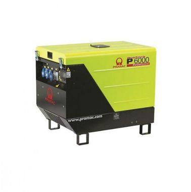 Pramac P6000, 230V, 50Hz CONN DPP