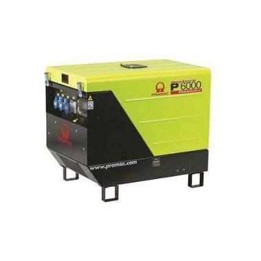 Pramac P6000, 230V, 50Hz AVR CONN DPP