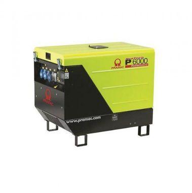 Pramac P6000, 230V, 50Hz AVR IPP