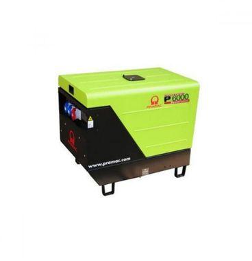 Pramac P6000, 400/230V, 50Hz AVR CONN DPP