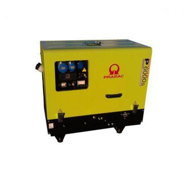 Pramac P6000s, 230V, 50Hz CONN DPP