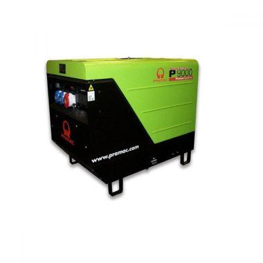 Pramac P9000, 400/230V, 50Hz AVR CONN DPP